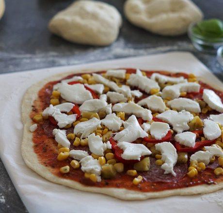 Виды теста для пиццы