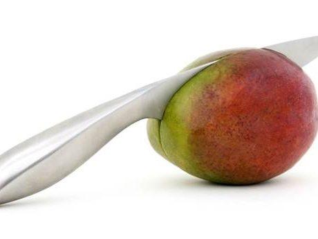 Что делать с манго: выбор, чистка и нарезка