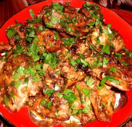 Курица по-татарски рецепт с пошаговыми фотографиями