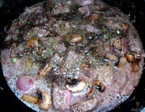 Печень свиная рецепты приготовления