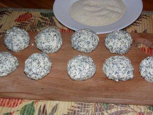 сырники из творога с маком