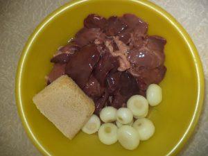 как приготовить оладьи из куриной печени