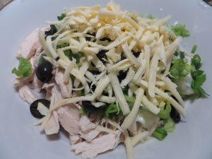 вкусный салат с оливками рецепты