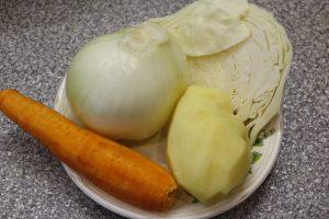 суп с щавелем рецепт с фото