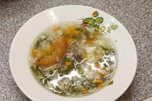 суп из щавеля рецепт