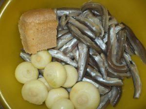 рыбные котлеты из кильки
