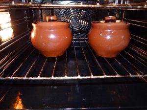 пельмени в горшочке в духовке рецепт