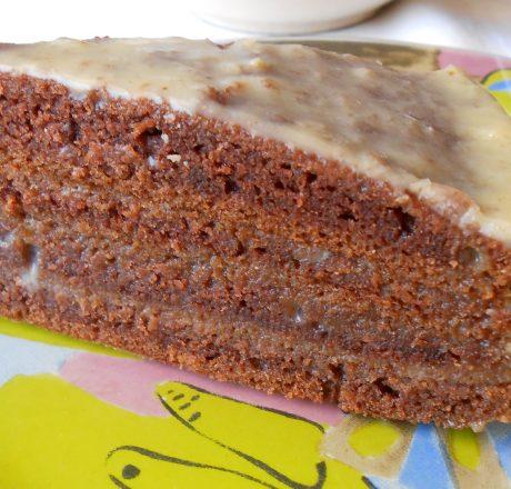 пирог на кефире с фото