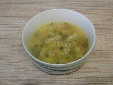 Постный суп фото