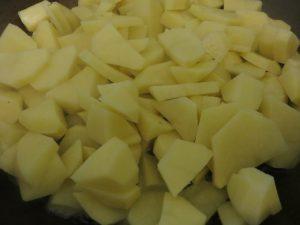 как приготовить картофель по деревенски
