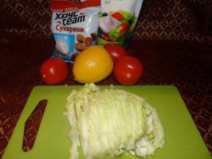 салат цезаре курицей рецепт