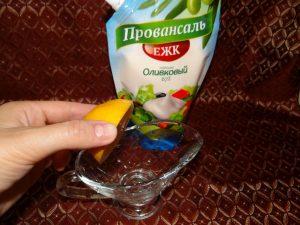 салат цезарь рецепт в домашних