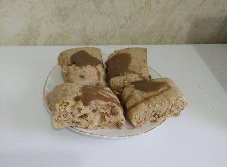 выпечка печенье рулеты