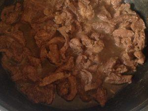 мясной соус рецепт