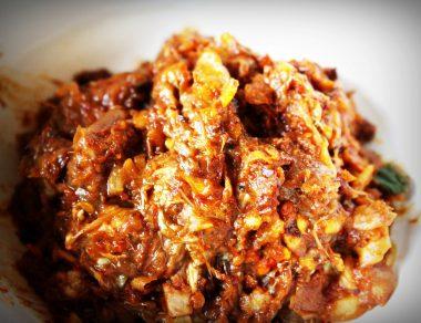 Рецепт фасолевого салата с грудкой