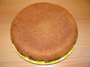 пирог с малиной и смородиной