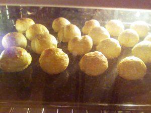 как приготовить сырные шарики