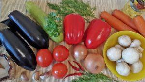 Соте овощное 1