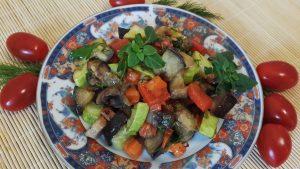 как приготовить овощное соте