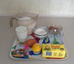 булочки с корицей рецепт из дрожжевого