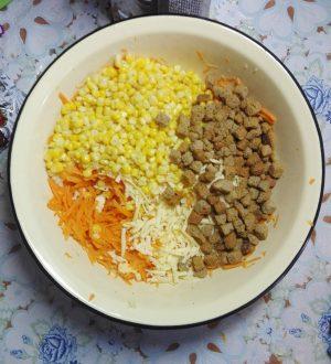 морковный салат рецепт