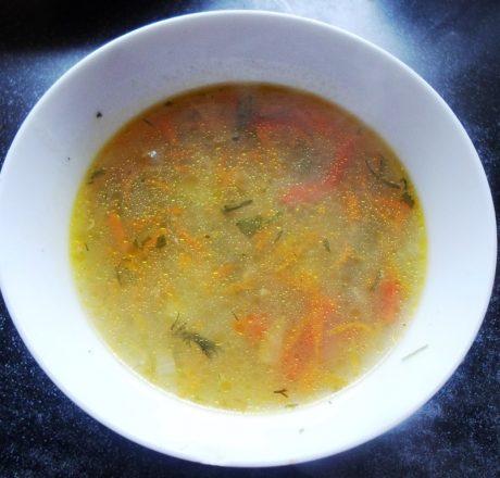 как сварить рисовый суп