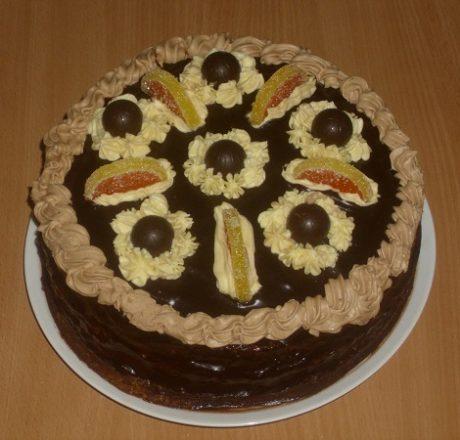 чем пропитать коржи для торта