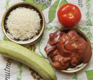 вкусный салат из куриной печени с фото