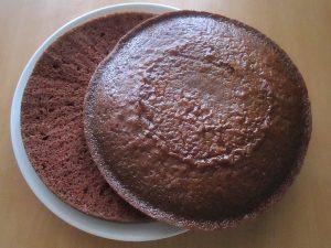 коржи для торта простой