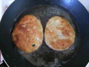 рецепт жареных пирожков на сковороде