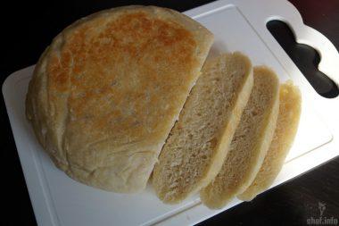 Хлеб в мультиварке