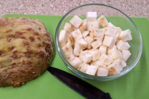 кус-кус с курицей и овощами