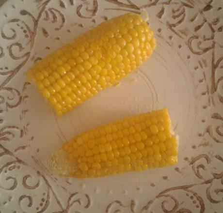 Вареная кукуруза за 5 мин