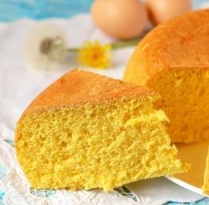 бисквит из желтков