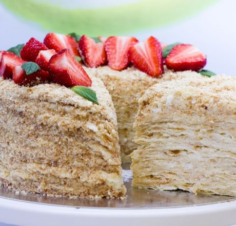 Рецепты тортов на День рождения маме