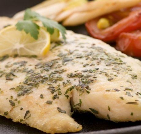 Филе пангасиуса рецепт в духовке