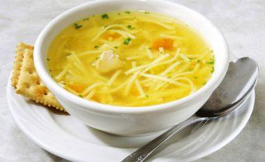 Самый простой куриный суп