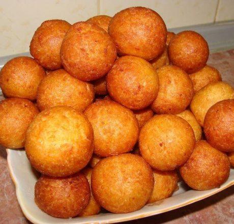 Колобок печенье