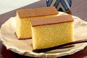 Постный торт из манки