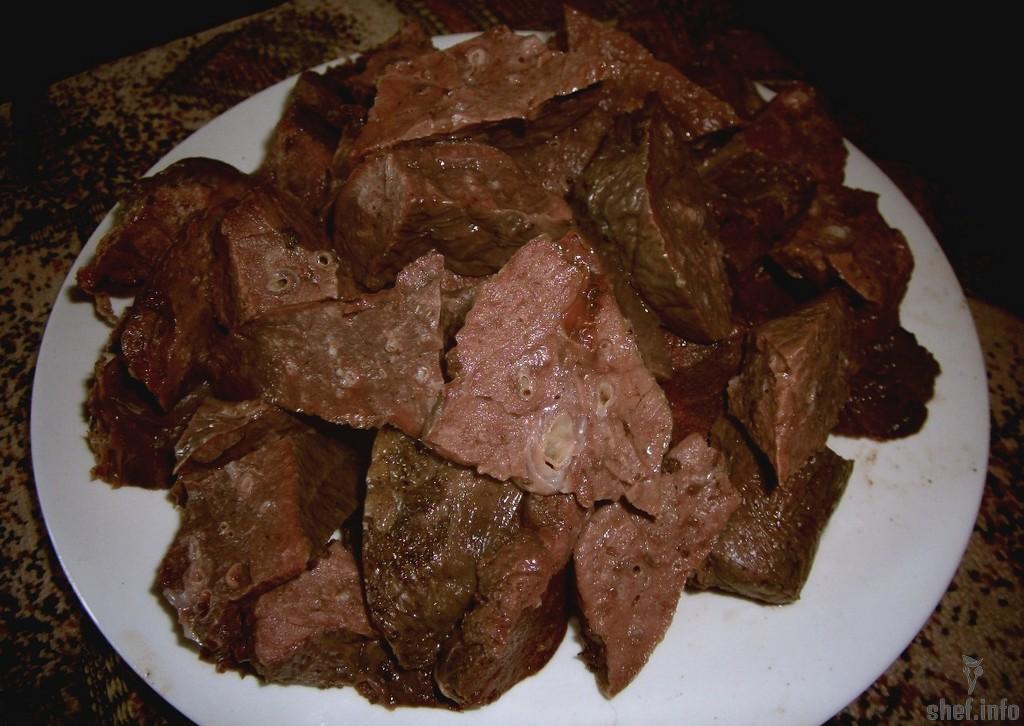 она легкое говяжье рецепты с фото кардинальные