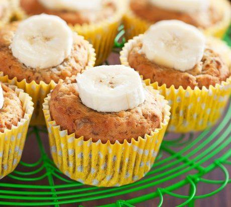 Банановые кексы рецепт с фото