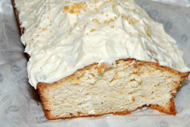 Кекс на молоке рецепт с фото