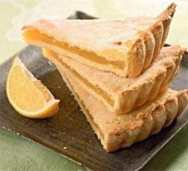 Лимонник пирог