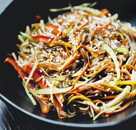Рисовая лапша рецепты