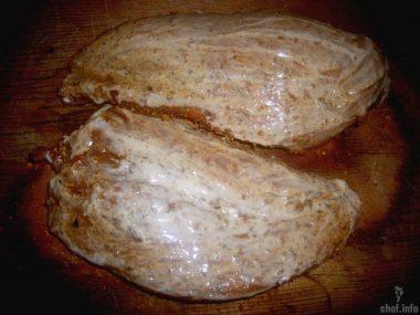 пастрома из куриной грудки рецепт