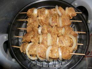 куриный шашлык фото рецепт