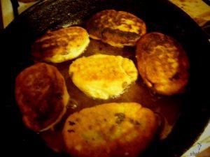 зразы картофельные с грибами рецепт