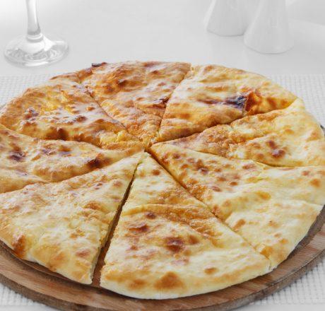 Приготовление хачапури в домашних условиях с сыром