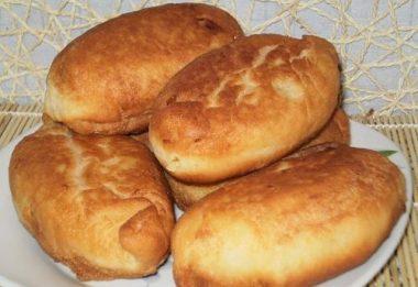 Жареные пирожки в хлебопечке рецепт