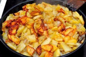 Картошечка с луком